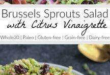 Paleo Salads and Dressings