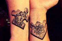 tattoo di coppia