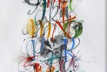 Calligraphy / .