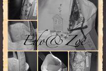 Edo&Zoe / Fabric Bags