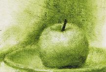 Art - Fruit / by Peggy Bousman