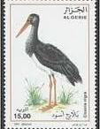 Algerian postage stamps