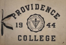 Back in the Day / Great things have been happening here since 1917, and our Special & Archival Collections team has done a great job at keeping those memories safe and sound. / by Providence College