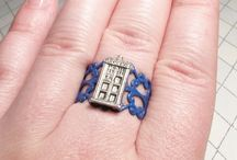 Geeky Style - Jewelry / by Marissa Perez