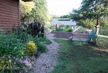 Garden paths & walkways