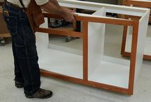 WWGOA Woodworking Cabinets / by WoodWorkers Guild of America
