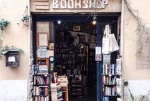 Shop Fronts & Bookstores