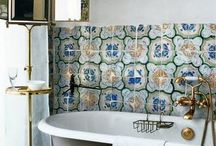 Interiors: Bathrooms