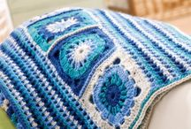 Crochet: Blanket / by Patti Stuart