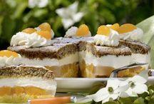mandarinu tortas