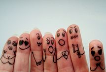 FINGER FUN / by Carol Mannella