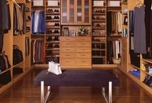 Closets / by Cheryl Hankins Workman