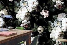 High Drama florals