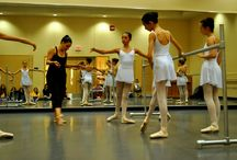 Pre-Professional Ballet Master Class Series 2013-2014 / CEC Pre-Professional Ballet Program, directed by Patricia Strauss, hosts an annual Master Class series for ballet students accepted into the program. Classes are also open to the public for a fee and by invitation or director approval.