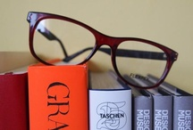 Glasses Chic / by Fashionista Barbie Danielle Wightman-Stone