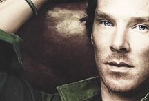 BENEDICT CUMBERBATCH / My favorite actor...Probably the hottest one ;D