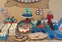 Braxton 6th Birthday Party