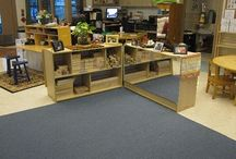 Reggio-Inspired Learning Space