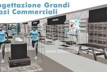 Progettazione Negozi - Store Project