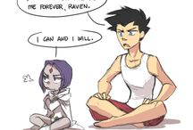 Raven and Grayson