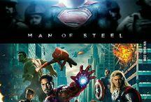Dc+Marvel