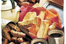 Boere Rusks and Bread