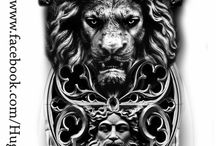 aslan tattoo