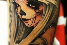 Cool tattoos I like