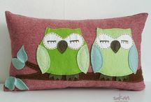 Pillow cases / by Brazilian Grobie