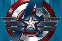 captain america my hero