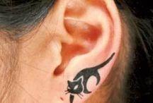 Tattoos ideas / by Katherine Gibbins