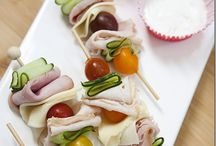 summer party/picnic foods
