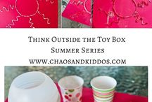 Arts, crafts and fun for kids / by Sydney Walker