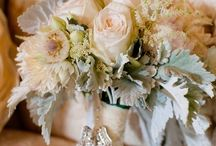 Katelyns wedding flowers / by Betsy Glick