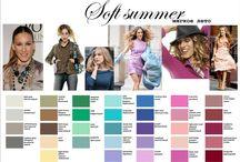 soft summer/ zgaszone lato