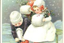 Vintage Christmas / printables vintage Christmas