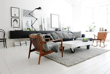 Decorate to Dominate / Clean, bold, modern, natural, textured...