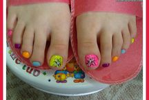 Toes / by Sinceray Nicole