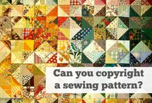 legal stuff related to quilting