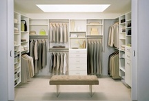 Closets / by Kate Farrer