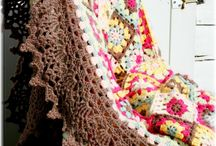 Crochet - Borders_Edges / by Gitte Andersen