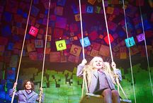 Matilda The Musical / One of the best musicals of all time, I especially like the alphabet song. :)