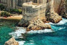 Dubrovnik kevät 2017