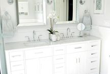 Bathrooms / by Melissa @ Living Beautifully