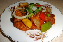 Indian Fish Recipes / Hot n spicy Indian fish food.