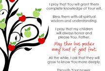 POWER in Prayers