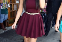 formal burgundy dresses ideas
