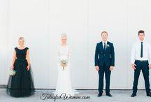Tutus Bridesmaids / Tulle Tutu Skirts with satin liner slips for weddings, bridemaids http://www,tutusforwomen.com