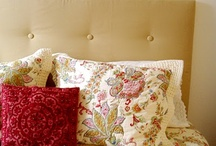 Master Bedroom Projects / by Sarah Maida