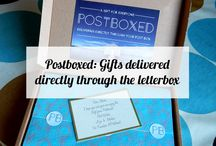 Letter Box Friendly Gifts / There's nothing worse than having to queue at the Post Office to get a delivery. It takes away the fun in sending a gift. That's why we've collated our favourite letterbox friendly gifts so that you know your gift will be a surprise on the doormat, not at the post office. Morse Toad's personalised chocolate gifts have been specifically designed for this purpose.